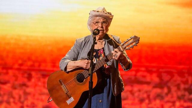 Greatest Yodeling Grandma