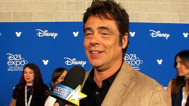 'Star Wars: The Last Jedi': Benicio Del Toro Felt Like A 'Rock Star' At D23