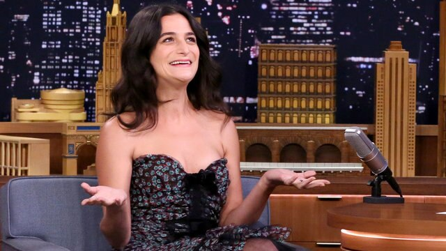 Jenny Slate Got Called a Snitch by a Pantsless Woman