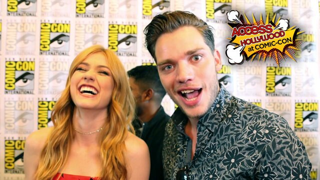 'Shadowhunters': Katherine McNamara & Dominic Sherwood Excited For Sarah Hyland's Guest Role