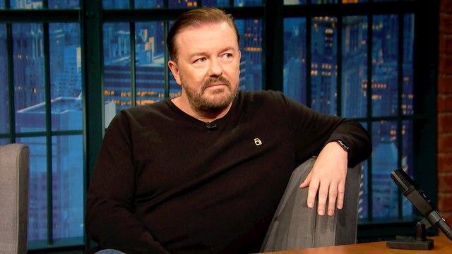 Ricky Gervais, Abby Elliott, X Ambassadors