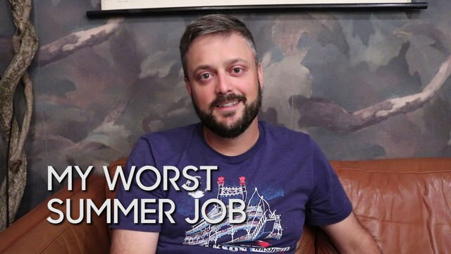My Worst Summer Job: Nate Bargatze