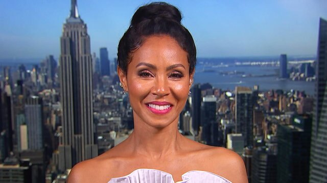 Jada Pinkett Smith Shares The Secret Of Her Lasting Marriage With Will Smith