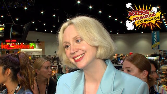 'Game Of Thrones' At Comic-Con: Gwendoline Christie On An Allegiance Between Brienne & Lyanna
