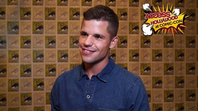 'Teen Wolf': Charlie Carver On Celebrating The Show With The Cast At Comic-Con