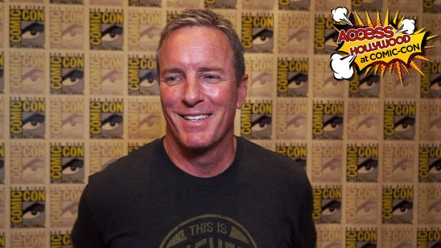 'Teen Wolf': Linden Ashby Says 'It's Really Emotional' Being At The Show's Final Comic-Con