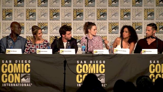 Midnight, Texas Panel at Comic-Con 2017