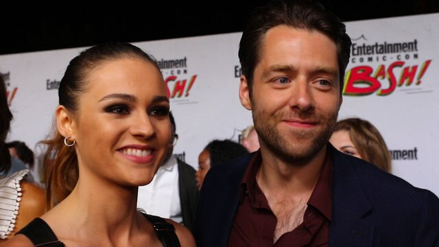 'Outlander's' Sophie Skelton & Richard Rankin Talk Graham McTavish's Panel Cameo