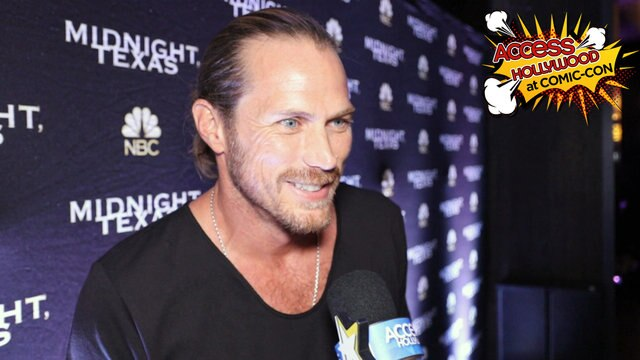 'Midnight, Texas' At Comic-Con: Jason Lewis On Playing Angel Joe Strong