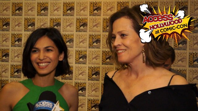'Marvel's The Defenders': Sigourney Weaver & Elodie Yung On Their Characters Joining Forces