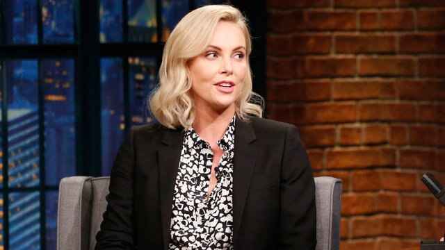 Charlize Theron Sorta Trained with Keanu Reeves for Atomic Blonde