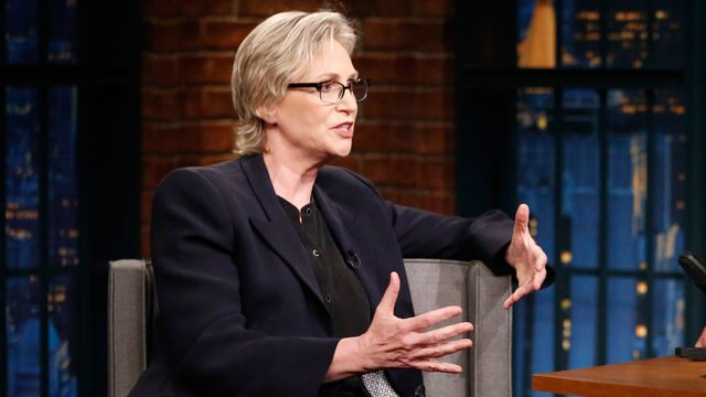 Jane Lynch's Film Award Put Airport TSA on High Alert