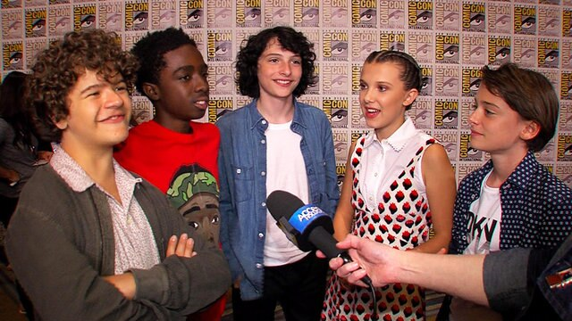 Comic-Con 2017 Highlights: 'Stranger Things,' 'Game Of Thrones,' 'Thor' & More