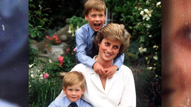 Prince William & Prince Harry Remember Diana In New HBO Special