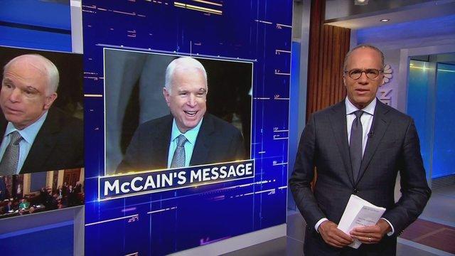 NBC Nightly News, Jul 25, 2017