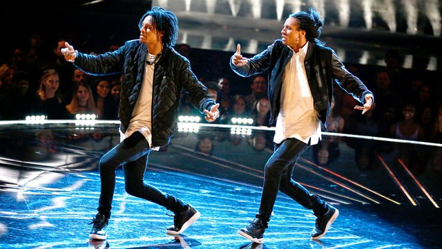 Les Twins - The Cut