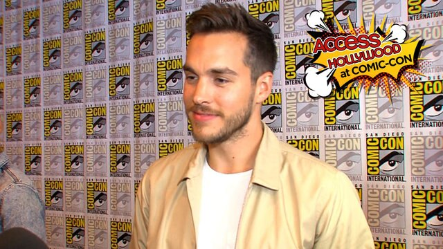 'Supergirl's' Chris Wood Talks Mon-El & What His Character Learned From Kara