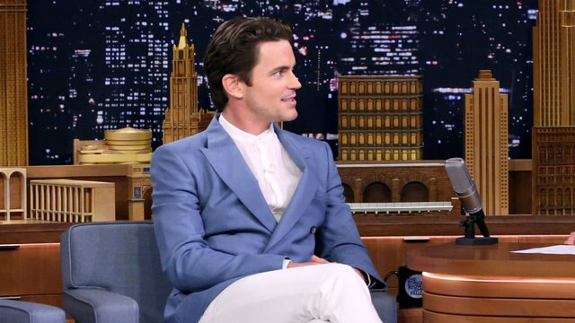 "Matt Bomer Sings His Fave Christian Rap Song ""Crack"""