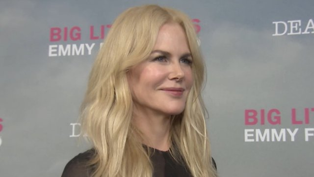 Nicole Kidman Talks 'Big Little Lies' Success & Those Intense Scenes With Alexander Skarsgård