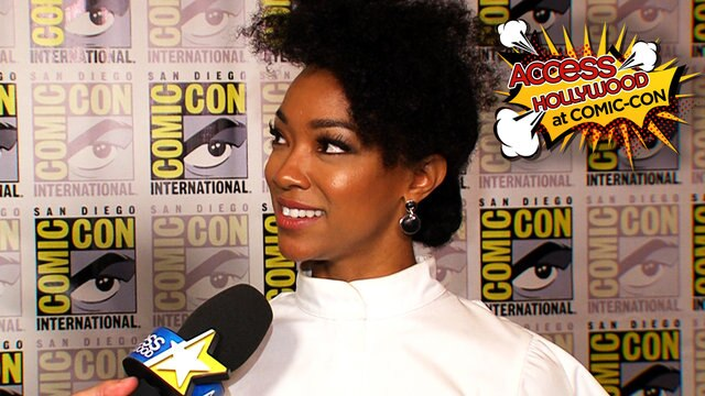 'Star Trek: Discovery': Sonequa Martin-Green 'Honored' To Be A Part Of 'Trek' Legacy