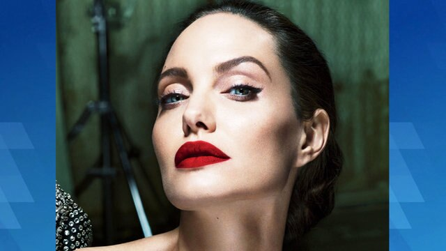 Angelina Jolie Opens Up About Her Split From Brad Pitt