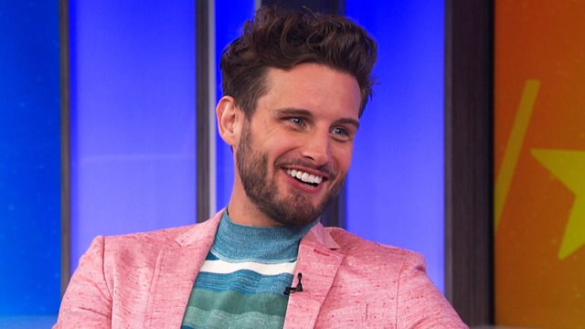Exclusive: Nico Tortorella Gets Candid About His Polyamorous Relationship