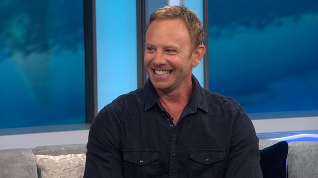 'Sharknado 5: Global Swarming': Ian Ziering On Celeb Cameos, New Shark-Fighting Weapons & More!