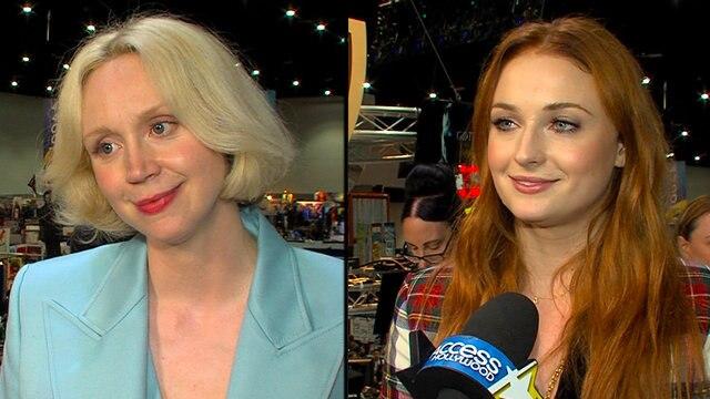 'Game Of Thrones': Gwendoline Christie On Trust Developing Between Sansa & Brienne