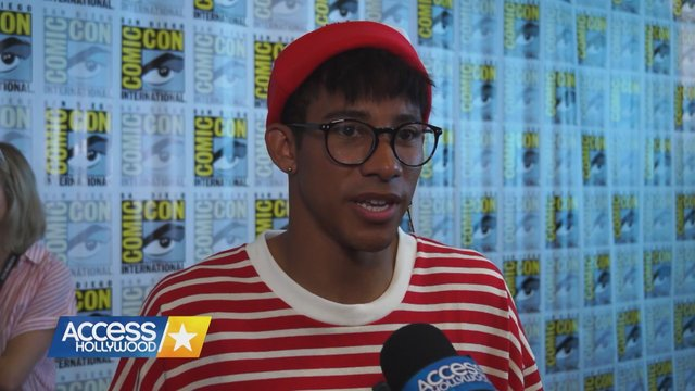 'The Flash' At Comic-Con: Keiynan Lonsdale On How The Team Is Coping In Flash's Absence