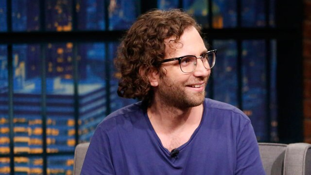 Kyle Mooney Had a Conscious Hip-Hop Group Called Instruments of Intelligence