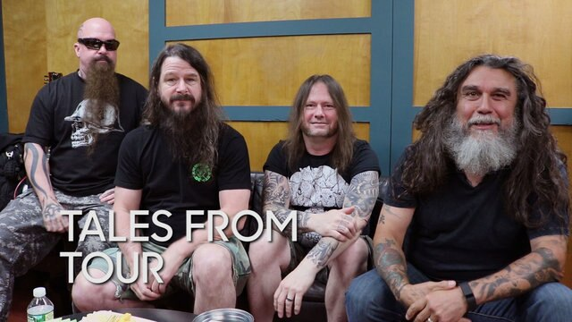 Tales From Tour: Slayer