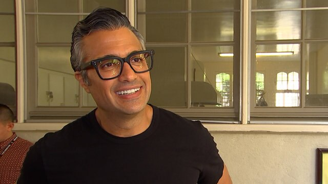 Jaime Camil: 'It's Amazing' To Be A Part Of 'Mamma Mia!'