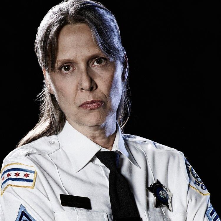 Desk Sgt.  Trudy Platt