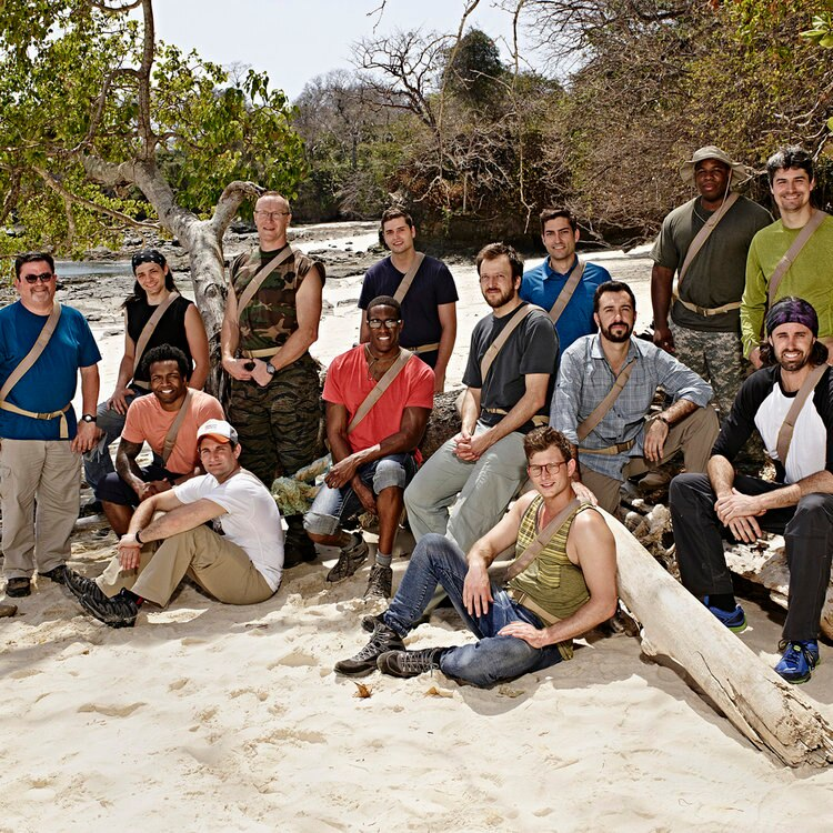 Meet The Island Participants