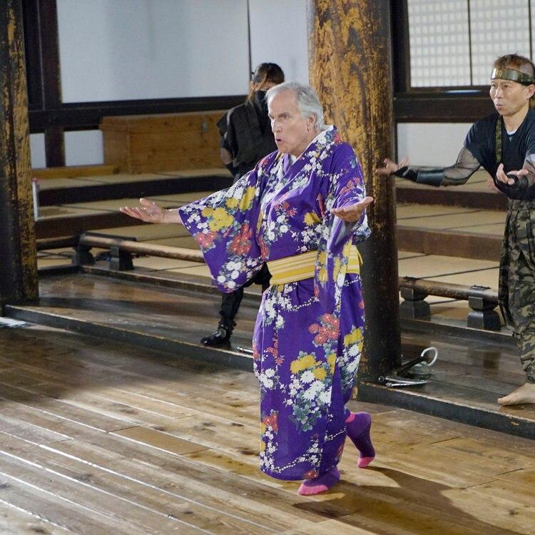 Kyoto and Hong Kong: Less Talky, More Sake
