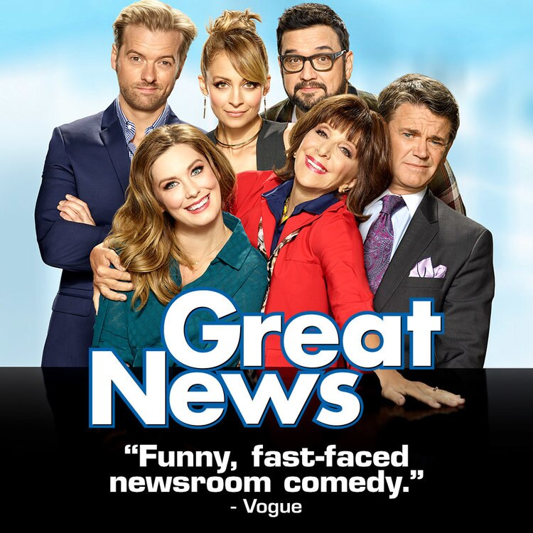 """Immediately... one of network TV's best sitcoms."" - Yahoo!. Watch now!"