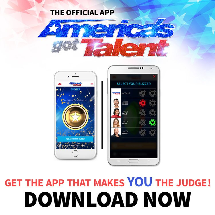 Download the AGT App now!