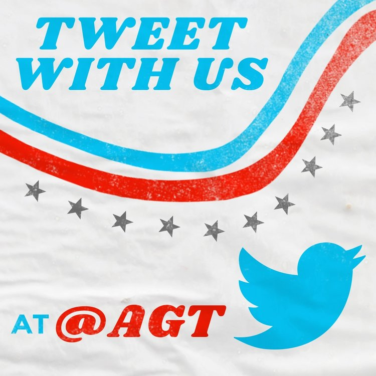Follow AGT on Twitter!
