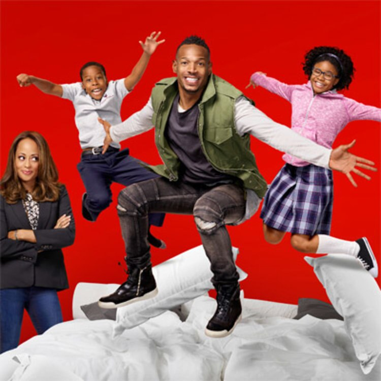 Series Premiere Aug 16. All-new series starring Marlon Wayans! Preview now.