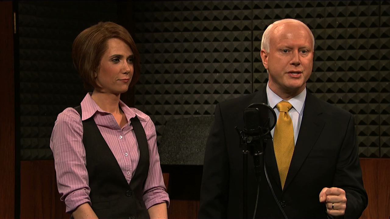 Watch Saturday Night Live Highlight: McCain Approves Open - NBC.com