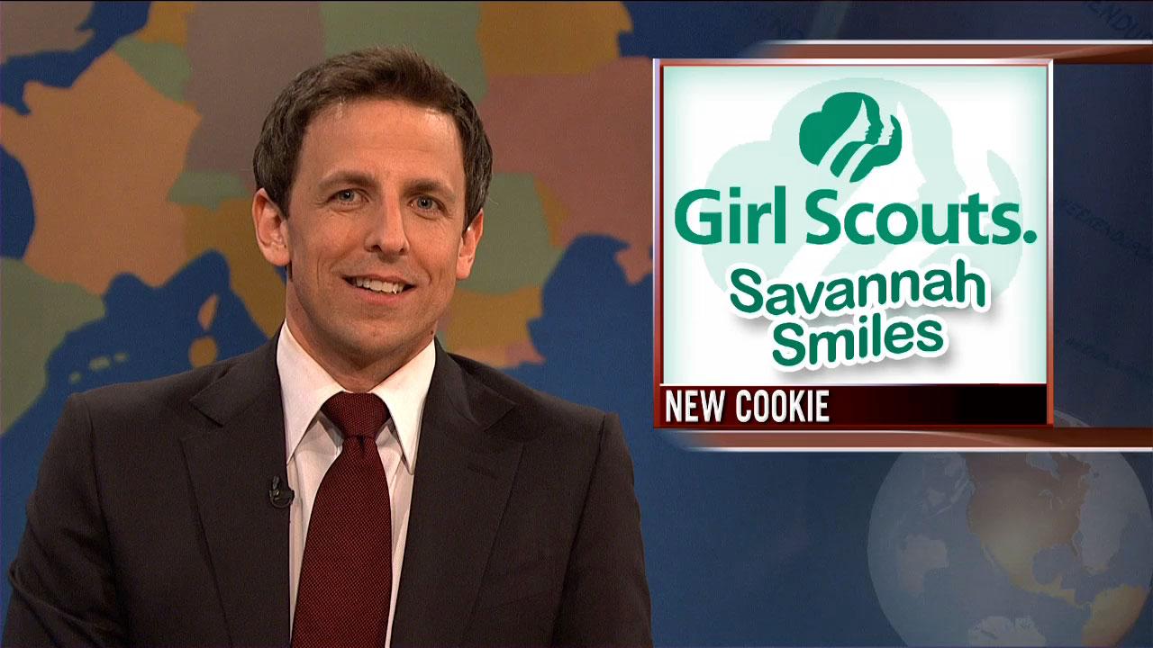 Watch Saturday Night Live Highlight: Weekend Update 1-16