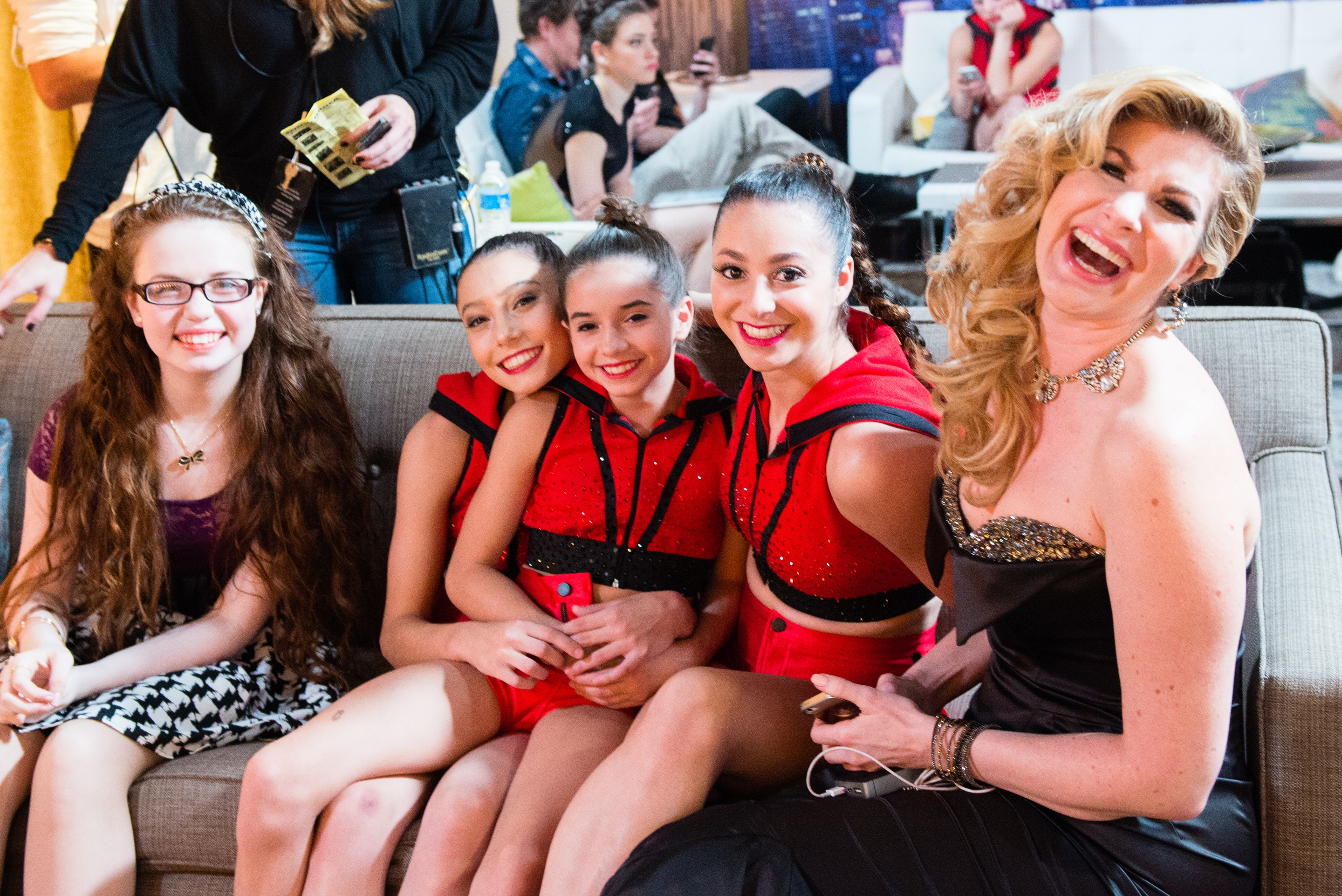 Americas Got Talent: Behind the Scenes: Top 12 Results