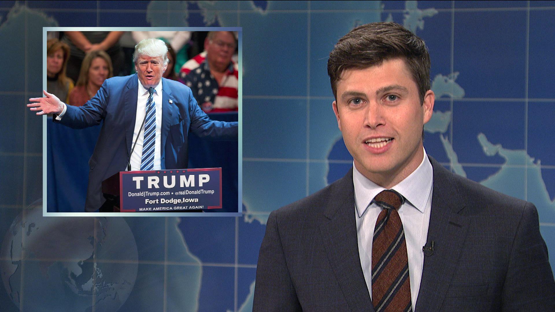 Watch Saturday Night Live Highlight: Weekend Update 2-13