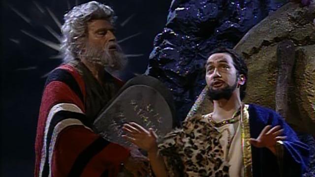 Watch Saturday Night Live Highlight: The Ten Commandments - NBC.com