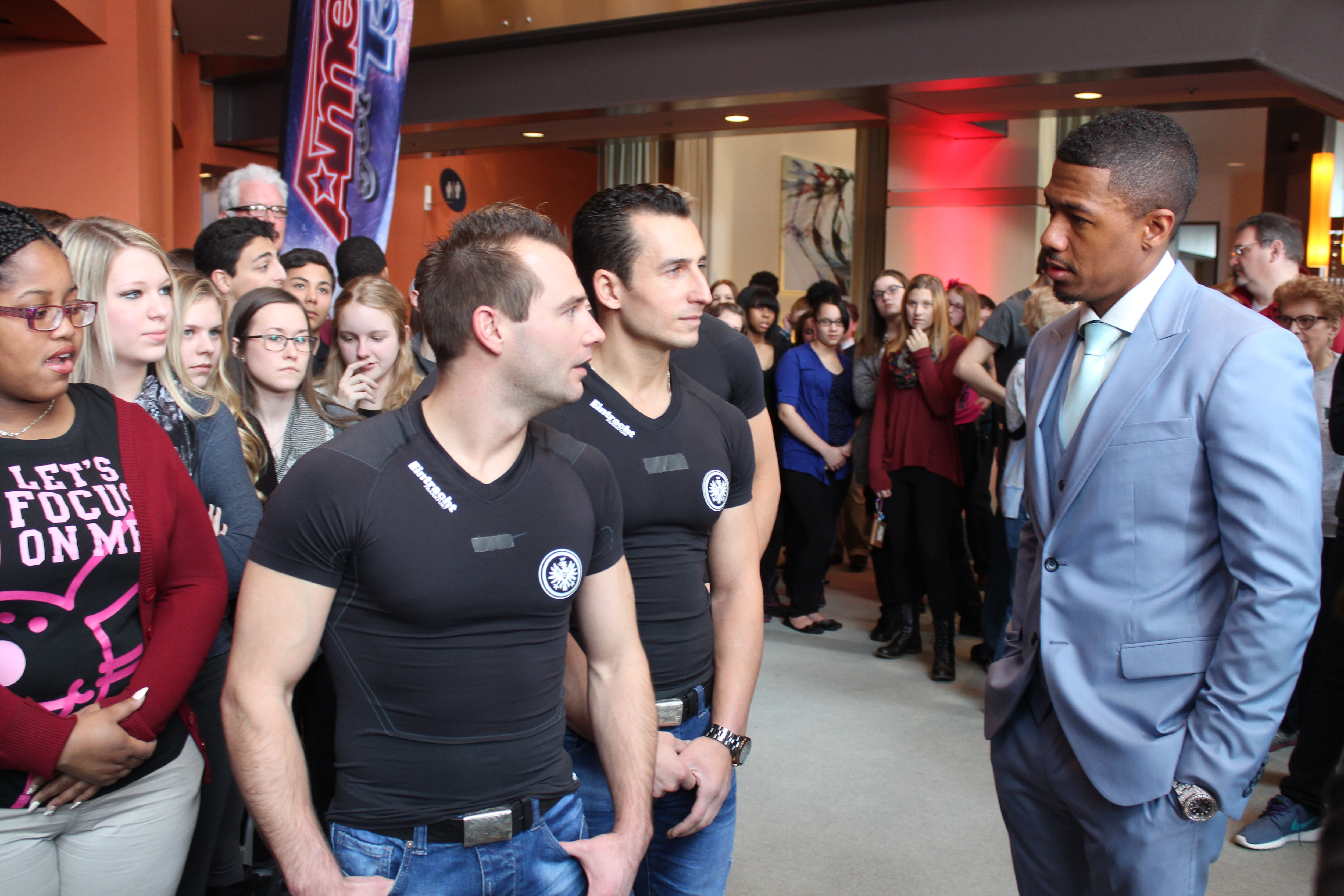 Americas Got Talent: Behind the Scenes: Season 10