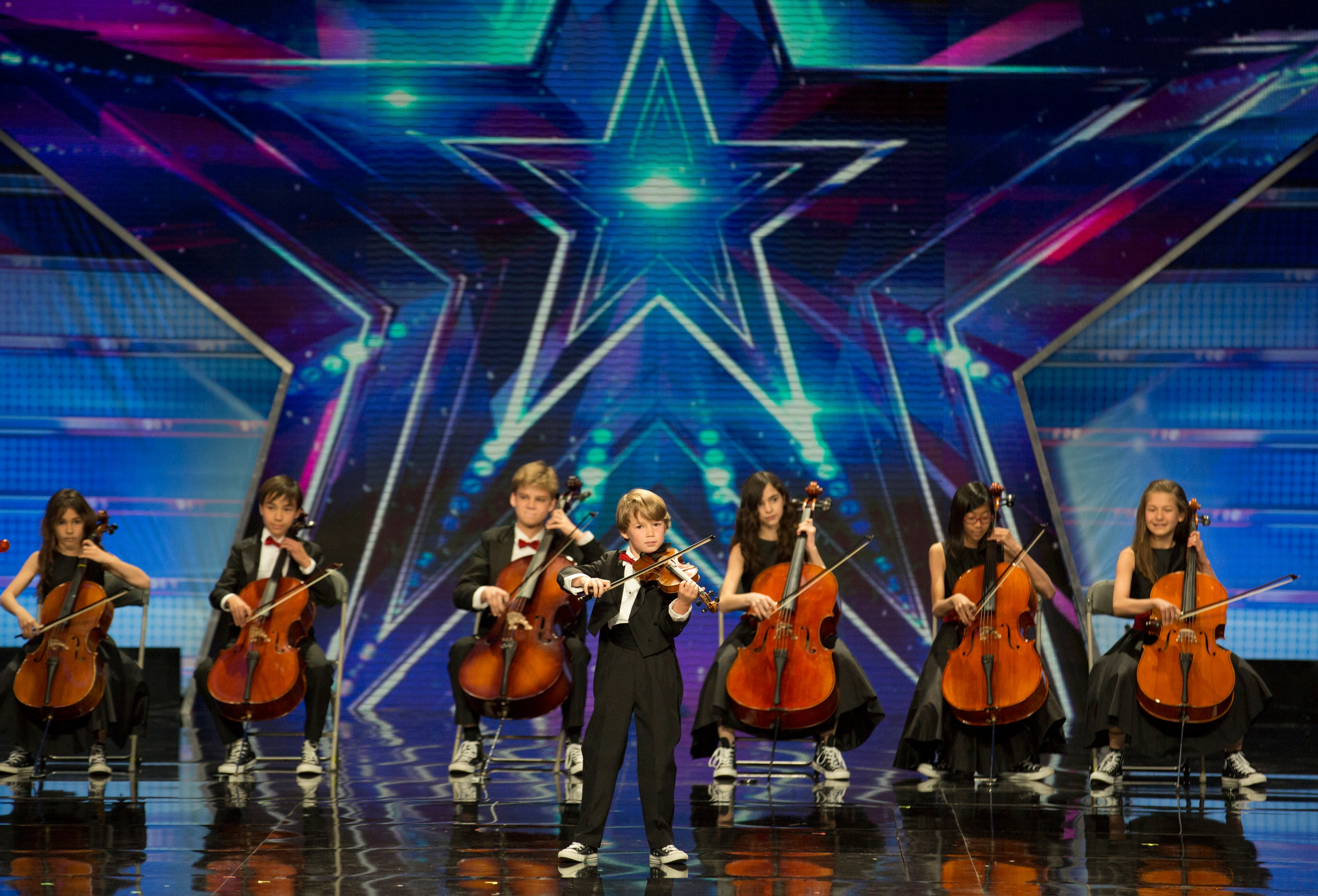 Americas Got Talent Airs Late Contestant Brandon Rogers