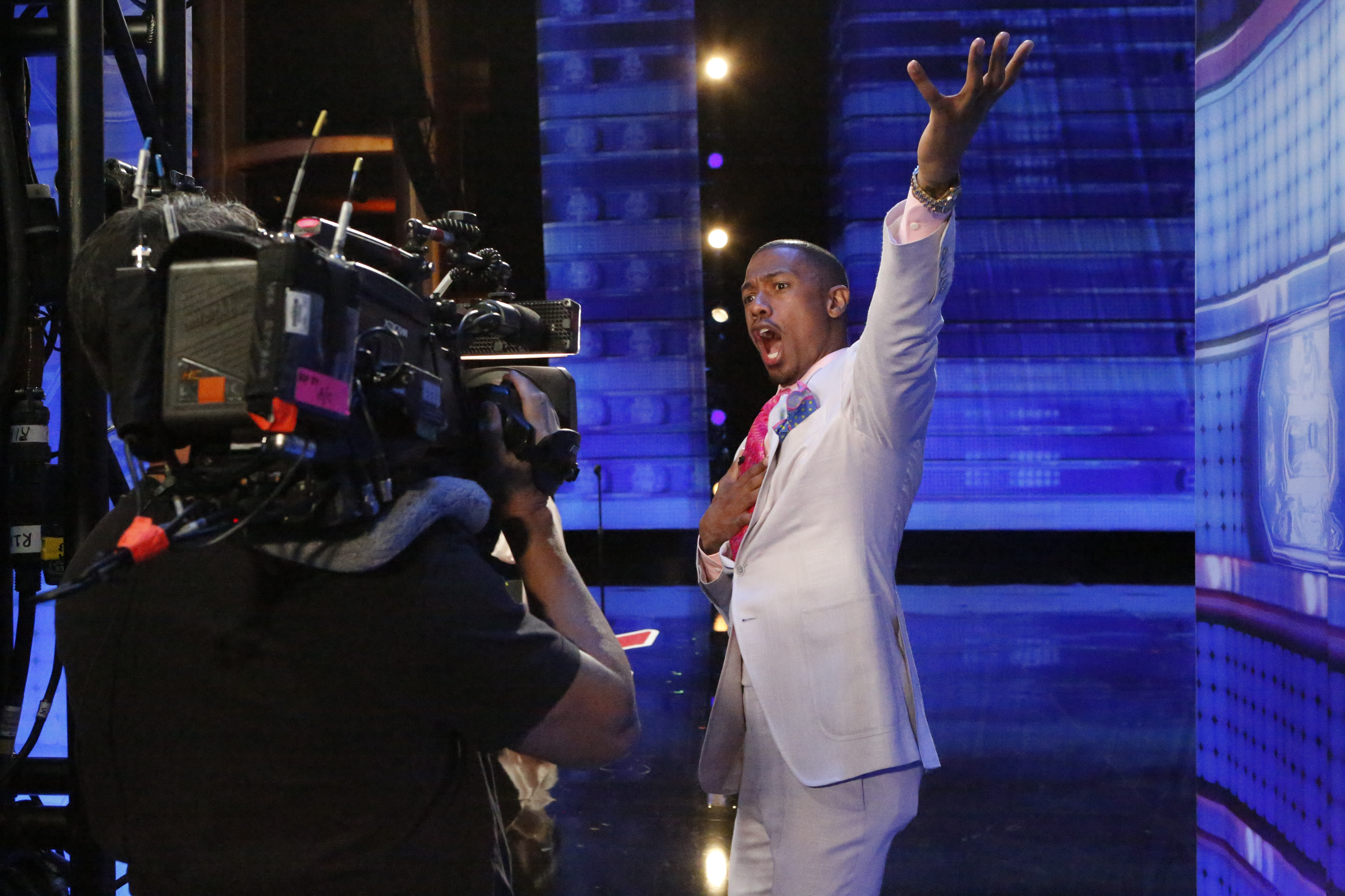 Americas Got Talent: Behind the Scenes: Quarterfinals