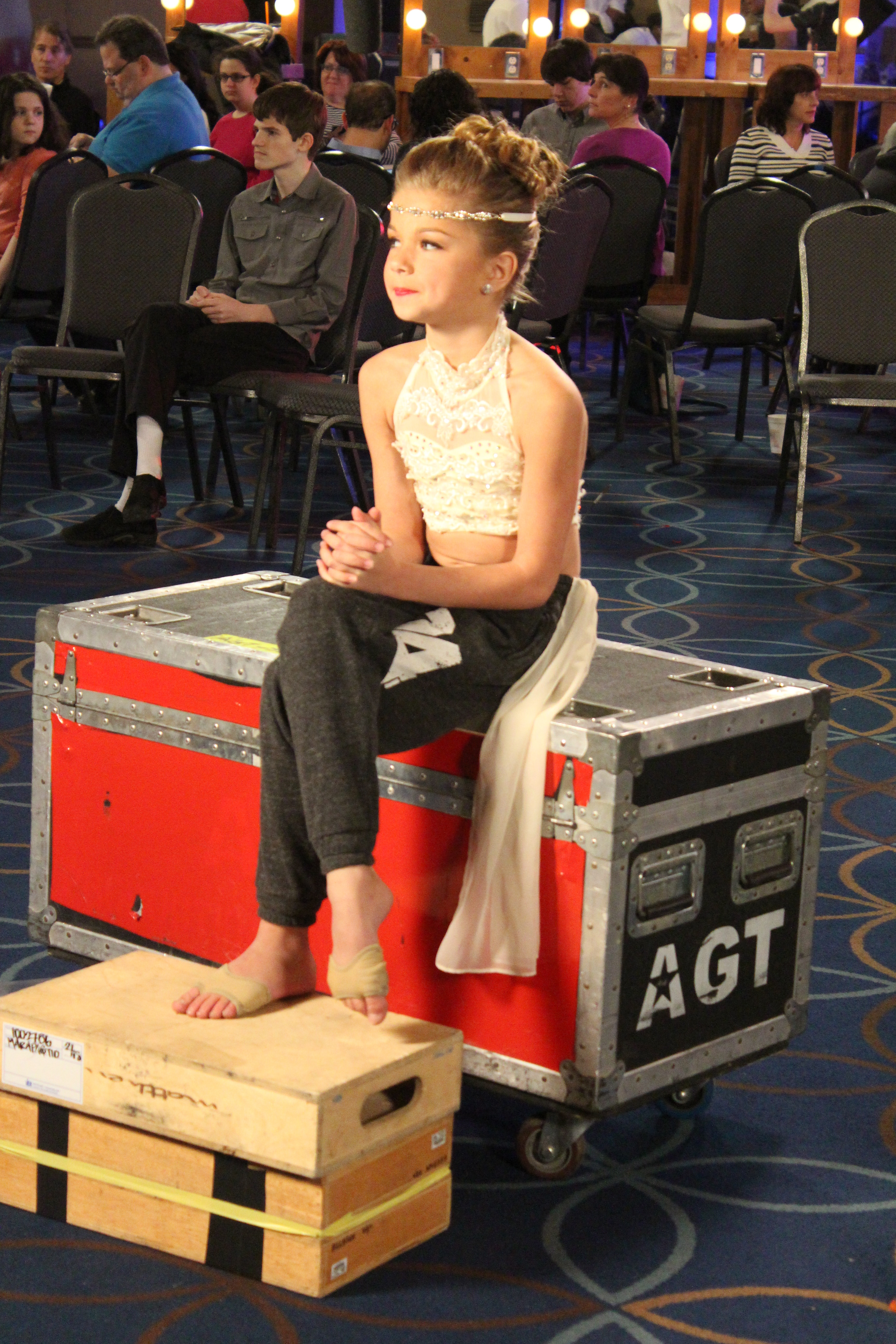 Americas Got Talent: Behind the Scenes: Auditions: Week 4