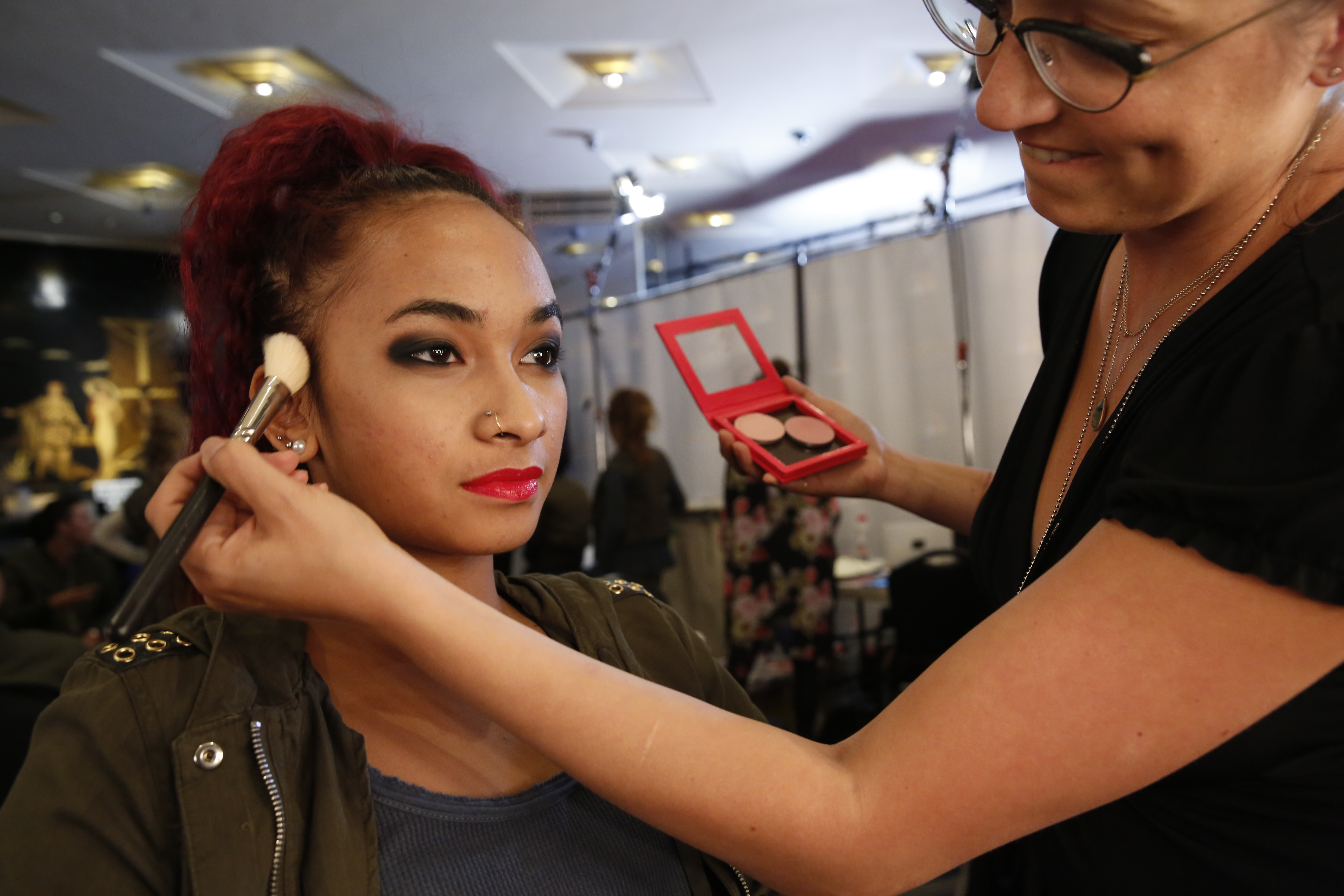 Americas Got Talent: Behind the Scenes: Live Show 2 Photo