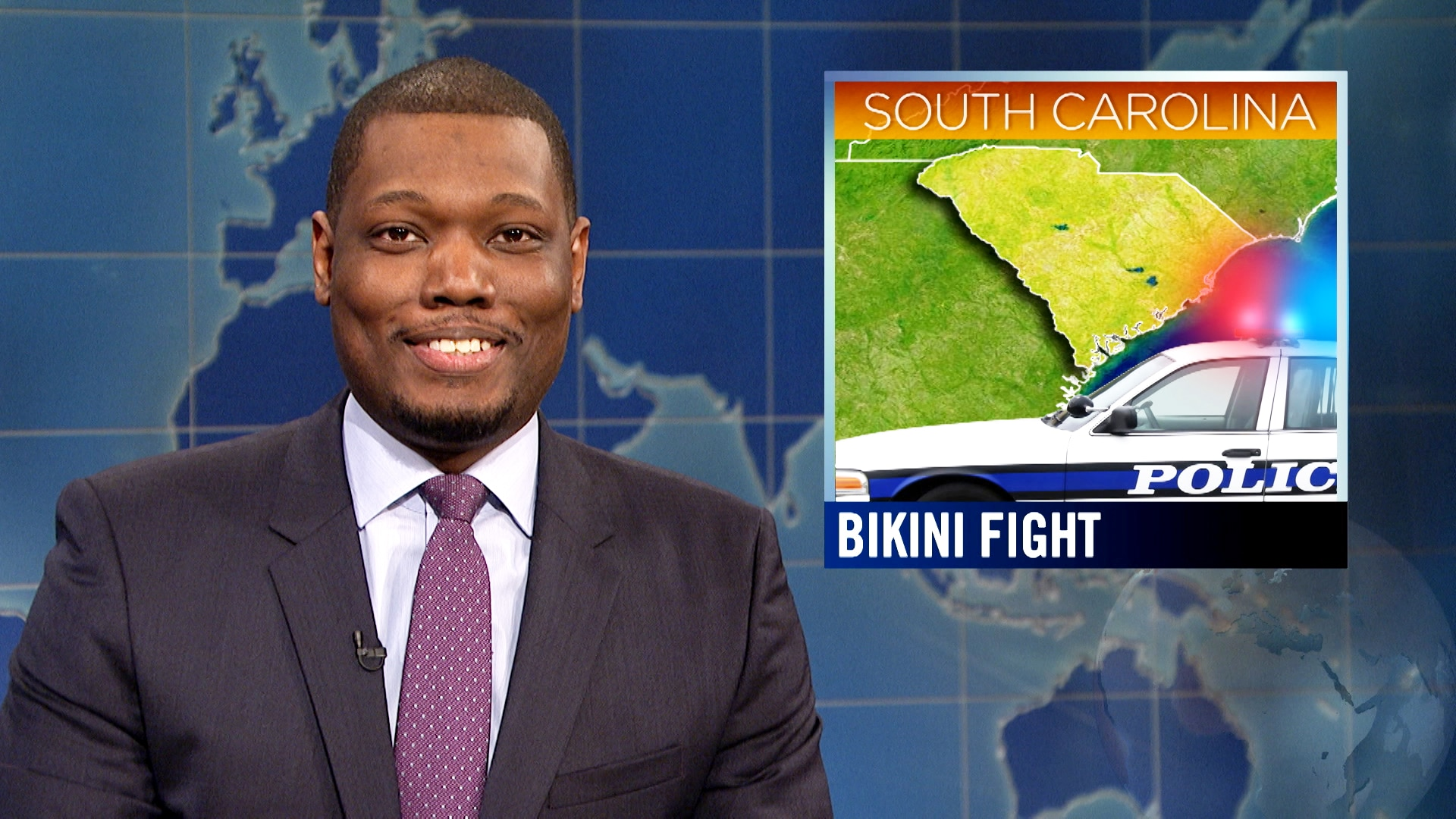 Watch Saturday Night Live Highlight: Weekend Update 11-14